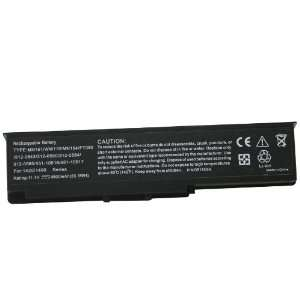 4400mAh battery for Dell laptop Inspiron 1420 Vostro 1400