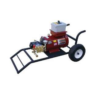 Cart Cold Water Electric Powered Pressure Washer