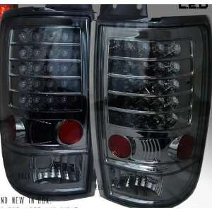 Ford Expedition Led Tail Lights Smoke LED Taillights 1997