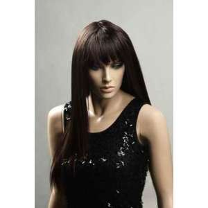 Brand New Dark Female Wig Synthetic Hair For Ladies Personal Use Or