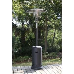 Black Powder Coated Standard Patio Heater