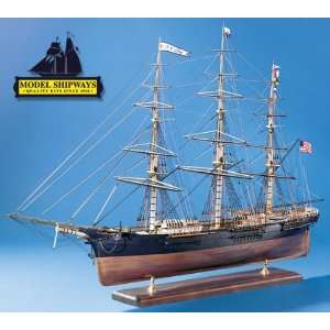 Flying Fish Ship 1 96 by Model Shipways Toys & Games