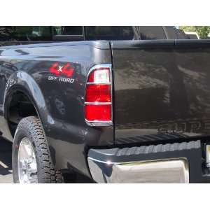 FORD Super Duty (D Style) 08 C Insert Accents Taillight Cover