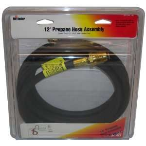 Mr. Heater 12 PROPANE HOSE ASSEMBLY,soft nose P.O.L. 1/4