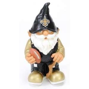 New Orleans Saints NFL 8 Mini Garden Gnome