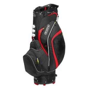 Ogio 2012 Torque Golf Cart Bag (Crimson)  Sports