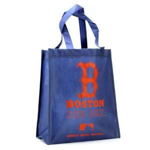 Boston Red Sox 6 Pack Reusable Bags   MLB Baseball Sports