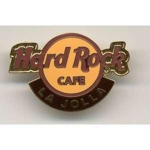 Hard Rock Cafe Pin # 29498 La Jolla Logo 2005