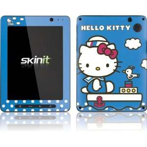 Hello Kitty Sailing Vinyl Skin for Pandigital Super Nova Computers