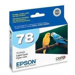 Epson America, Claria Hi Def Ink Light Cyan (Catalog