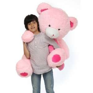 Hugs 45 Adorable Plush Giant Stuffed Heart Teddy Bear: Toys & Games