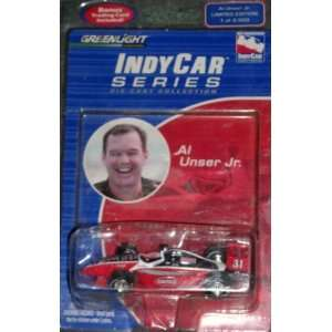 IndyCar Series Al Unser Jr. Kelly Racing Car  Toys & Games