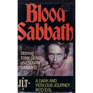 BLOOD SABBATH: Tony Geary, Susan Damante, Dyanne Thorne