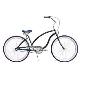 Chief multi speed (3sp) Cruiser Bicycle Firmstrong Womens