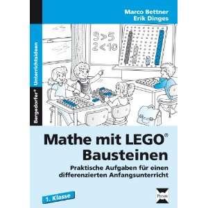 Mathe mit LEGO® Bausteinen 1. Klasse (9783403231240