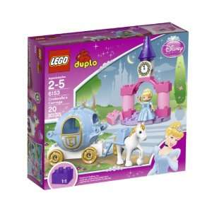 LEGO DUPLO Disney Princess Cinderellas Carriage Toys & Games