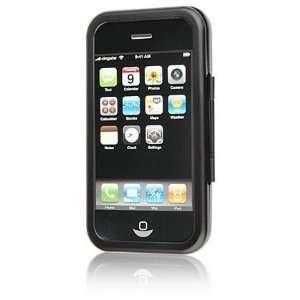 Apple 3G iPhone/ iPhone 3GS Black Aluminum Metal Hard Case