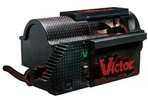 Victor M260 Multi Kill Electronic Mouse Trap Patio, Lawn & Garden