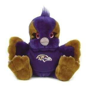 Baltimore Ravens Plush Musical Teddy Bear  Sports