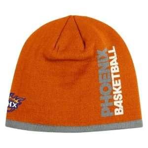 PHOENIX SUNS NBA CUFFLESS TEAM KNIT BEANIE HAT/CAP BY