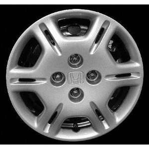 HONDA CIVIC SEDAN WHEEL COVER HUBCAP HUB CAP 14 INCH, 12 SPOKE BRIGHT