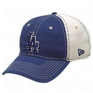 New Era MLB Low & Away Twill Caps   Los Angeles Dodgers