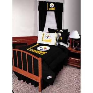 NFL Pittsburgh Steelers Complete Bedding Set  Sports
