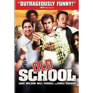 Old School (Full Screen Edition): Luke Wilson, Vince