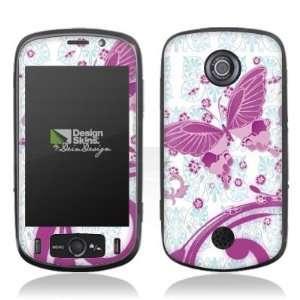 Design Skins for Telekom Pulse   Pink Butterfly Design