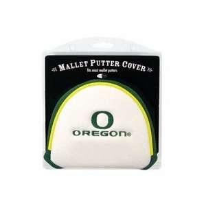 Oregon Ducks Golf Mallet Putter Cover (Set of 2)
