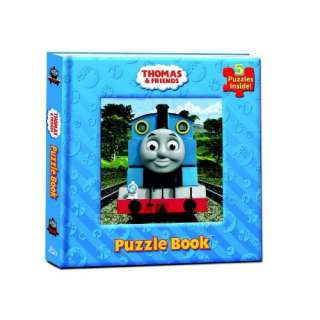 Thomas and Friends Puzzle Book (Thomas & Friends