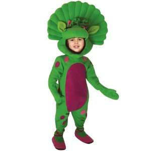 Party By Rasta Imposta Barney and Friends Baby Bop Toddler Costume