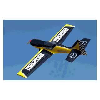 inch Wing Span Nitro Gas ARF Remote Control Airplane Everything Else