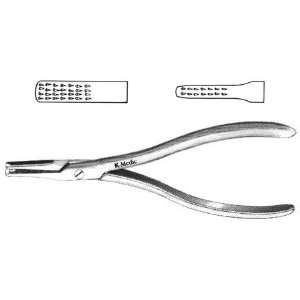 Moore Medical Platypus Nail Removing Forceps 5 1/2 6mm Broad   Model