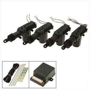 Car Central Locking Power 4 Door Lock System