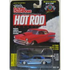 Racing Champions Hot Rod Issue #56 64 Ford Mustang