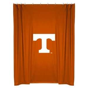 UT Vols Volunteers Bathroom Shower Curtain: Sports & Outdoors