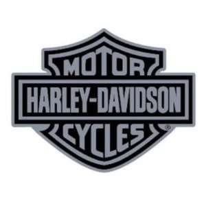 Harley Davidson® Black & Silver Bar & Shield Pin. 51985P