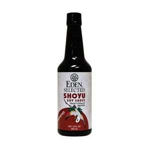Shoyu Soy Sauce 10 fl oz Liquid by Eden: Grocery & Gourmet Food