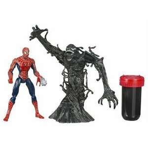 Attack   Spider Man versus Venom Symbiote  Toys & Games