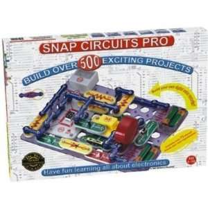 Snap Circuits Pro Board Game  Toys & Games