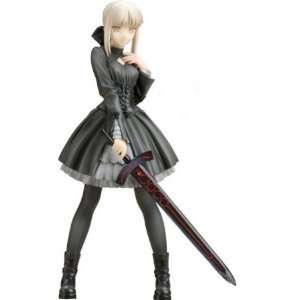 Fate Stay Night Black Saber Dress Version Statue Figure