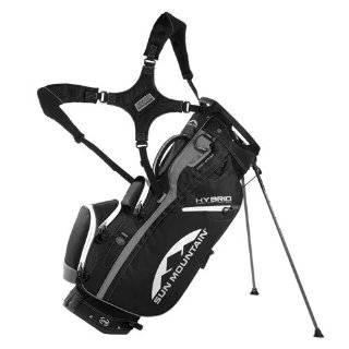 Sun Mountain 2012 Hybrid Golf Stand Bag (Gunmetal/Yam