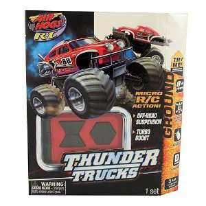 Air Hogs R/C Micro R/C Thunder Trucks [No.88] Toys & Games