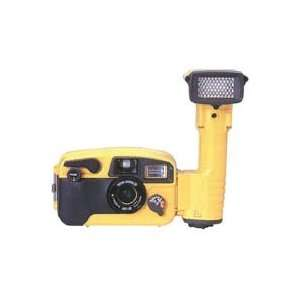 Auto Focus Underwater Camera Kit with YS 40A Strobe