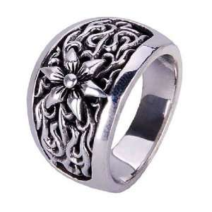 Guys Fashion Jewelry Ring .925 Thai Silver Unique Designed Jewelers