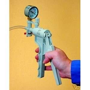 Vacuum Filter Hand Pump With Pressure Gauge 15ml per Stroke