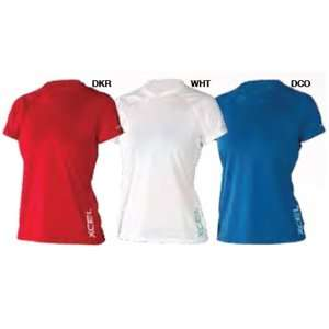 Xcel Womens Ventx Short Sleeve Shirt