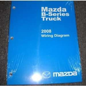 2008 Mazda B Series Electrical Wiring Service Manual mazda Books