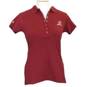 Washington State Cougars Remarkable Womens Polo Shirt by Antigua